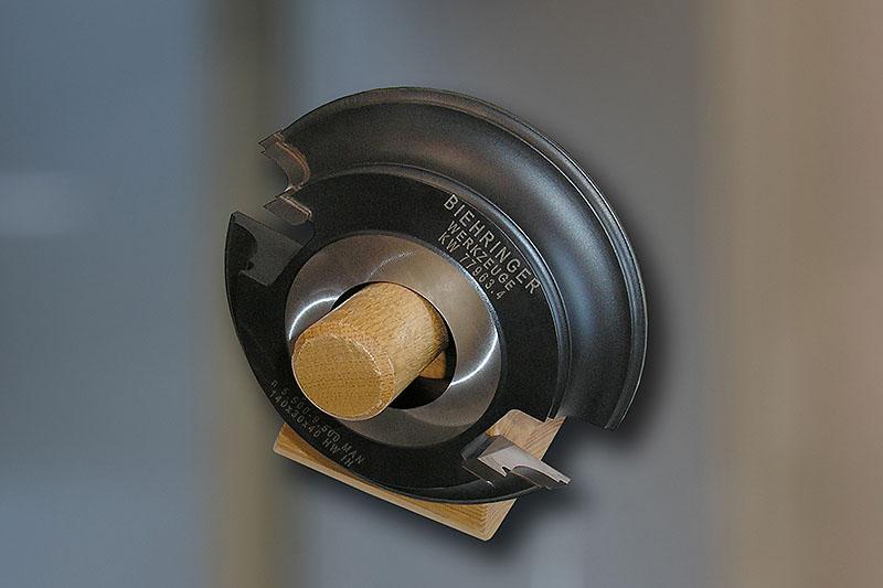 Maschinen-Werkzeug für die Holzbearbeitung in Sonderform
